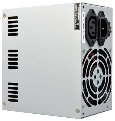 Alimentation ATX - 8cm fan - 350W - Full-range - 85+