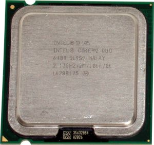 Processeur INTEL CORE2 DUO E6400 2.0 Ghz FSP1066/4Mo