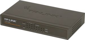 Switch PoE 8 ports 10/100 Mbps (dont 4 PoE) TP-LINK