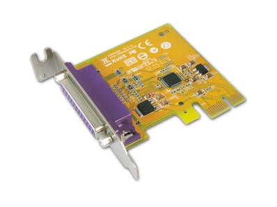 Carte PCIe ( Small Form Factor) 1 port parallele