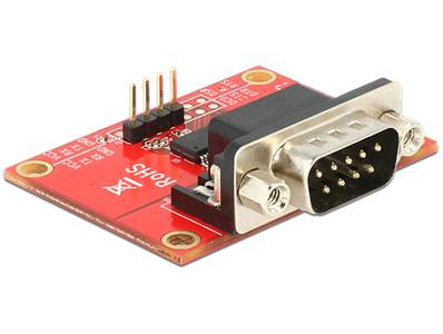 Adaptateur Raspberry Pi GPIO Pin Header > Serial RS-232