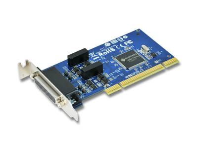 Carte PCI isolée 2.5 KV ( Small Form Factor) 2 ports série RS422/485