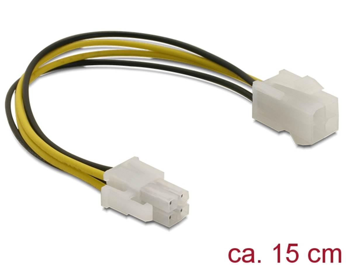 D'extension P4 À 4 Câble Fiche Cm 15 Brochesgt; Prise PnO0w8k