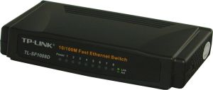 Switch 8 ports 10/100 Mbps TP-LINK